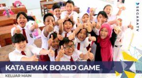 [REVIEW] Play Test Kata Emak Board Game di SDN Tebet Timur 11 Jakarta