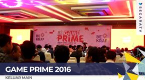 [SEGARA TV] Game Prime 2016 (Board Game Area)