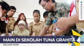 MAIN BOARD GAME – Bersama Teman-Teman Tuna Grahita Asih Budi Jakarta