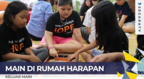 MAIN BOARD GAME! – Bareng Anak di Rumah Harapan Valencia Care Foundation