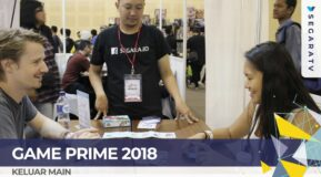 Bermain Board Game Indonesia di Game Prime 2018