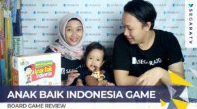 Belajar dan Bermain dalam Anak Baik Indonesia Board Game