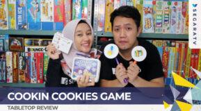 SERUNYA MEMBUAT KUE! Cookin' Cookies Board Game