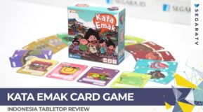 Tutorial Bermain Kata Emak Card Game – Official Video